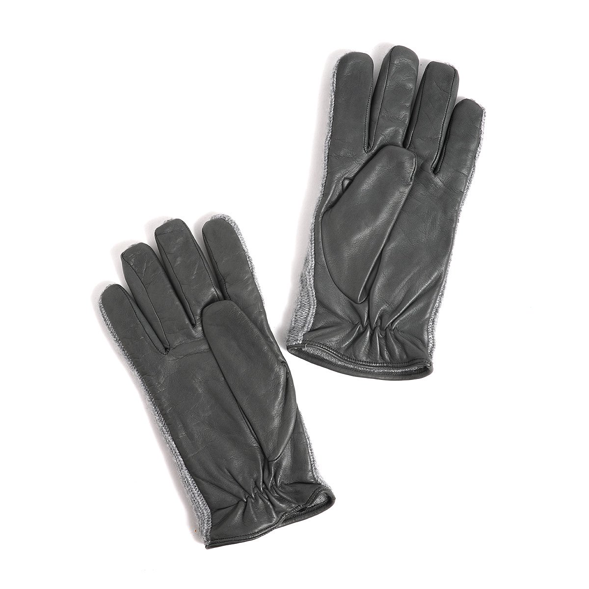 general design made by Merola CABLExLEATHER GLOVE 詳細画像4