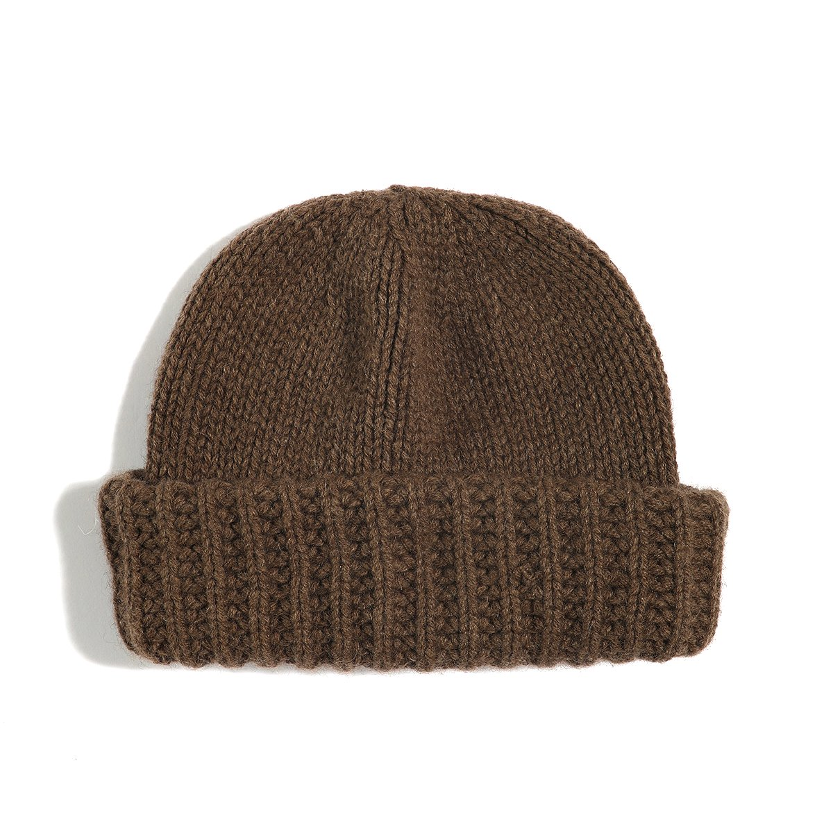 【SALE】YAK WIDE RIB KNITCAP