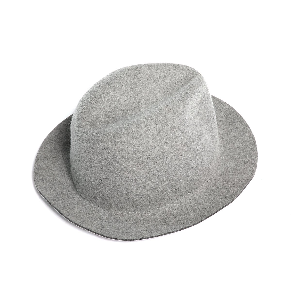 NOMAD FELT HAT SHORT by Atelier Notify