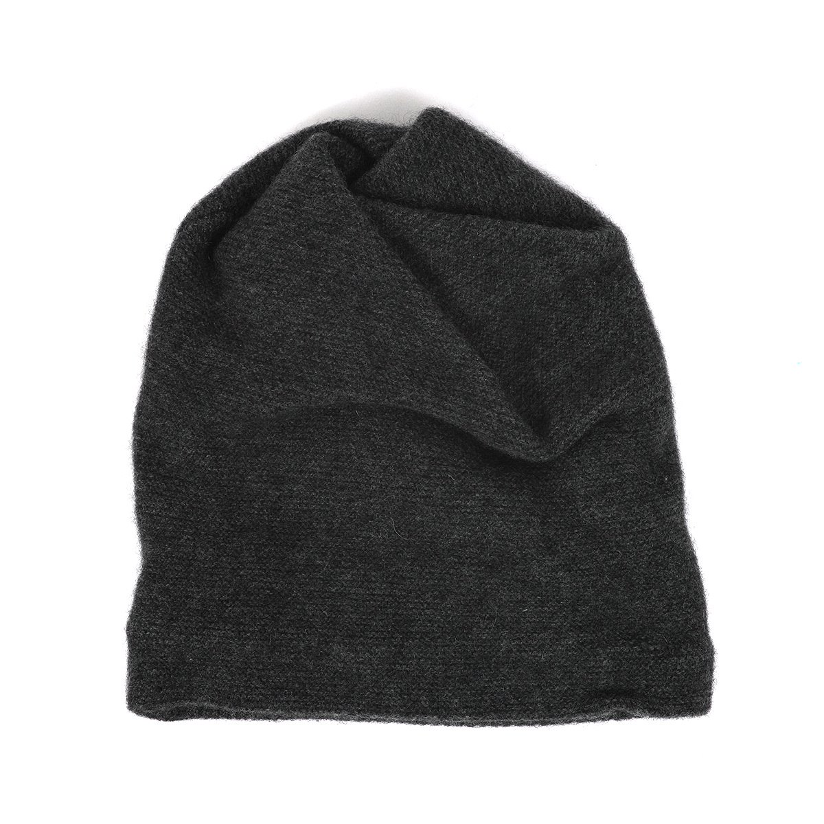 PURE CASHMERE SCREW KNITCAP 詳細画像1