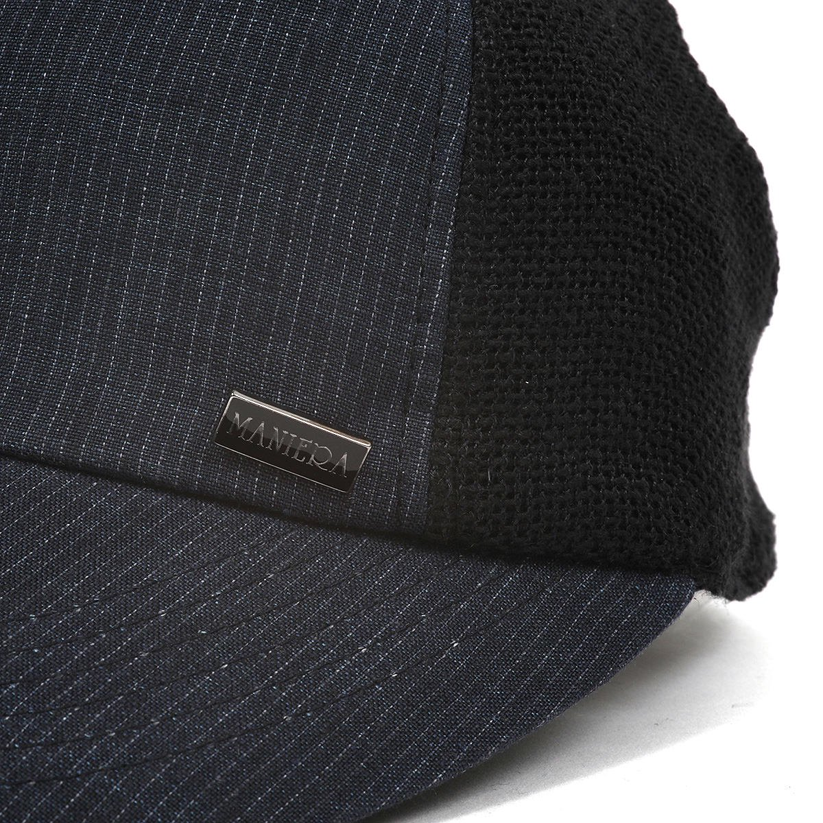COMBINATION LINEN WIDECAP 詳細画像5