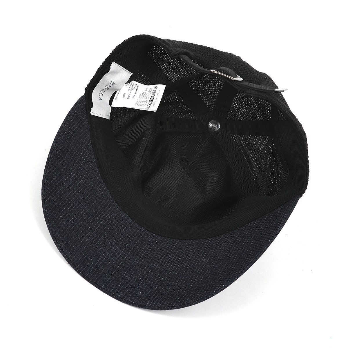 COMBINATION LINEN WIDECAP 詳細画像7