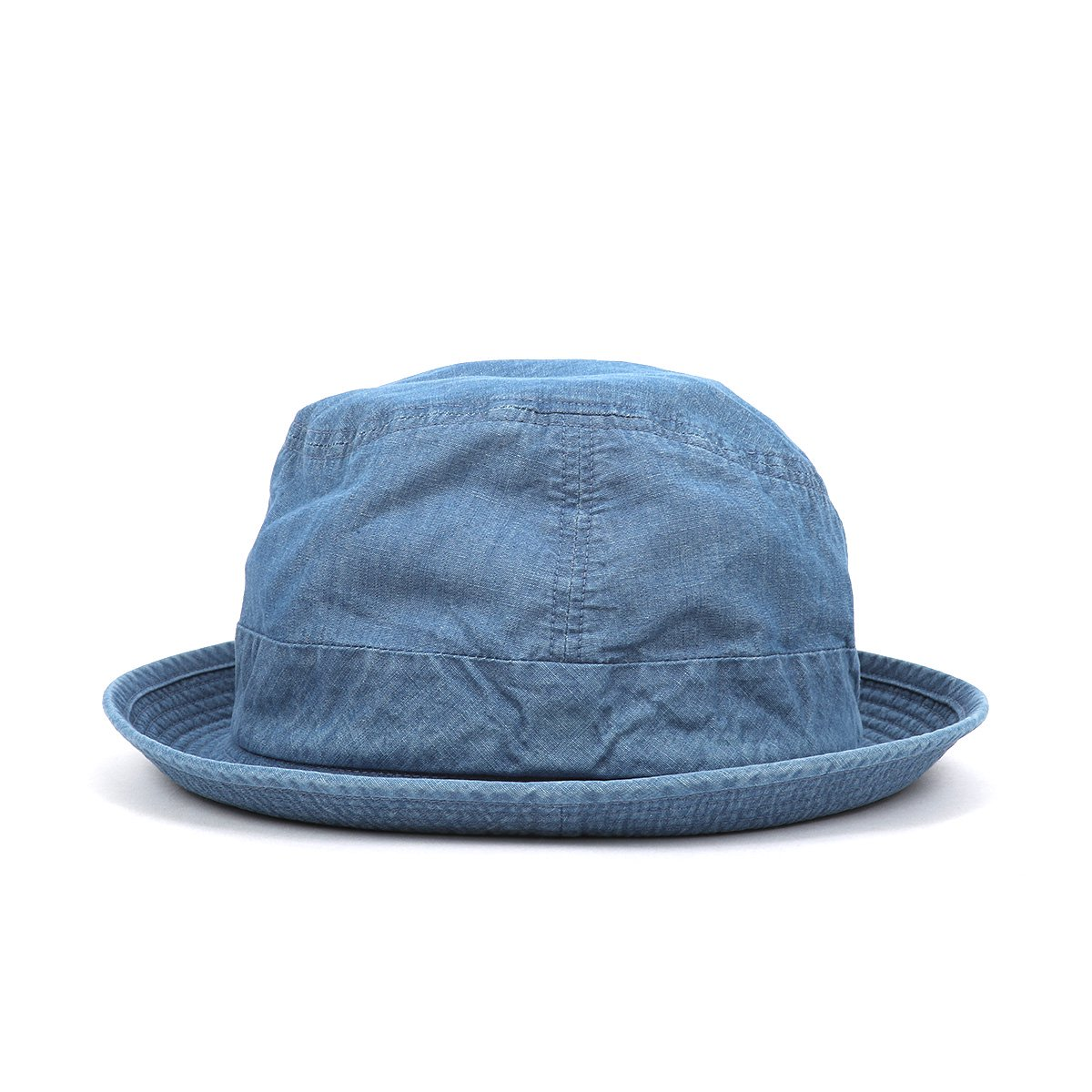 CHAMBRAY COMPACT HAT 詳細画像1