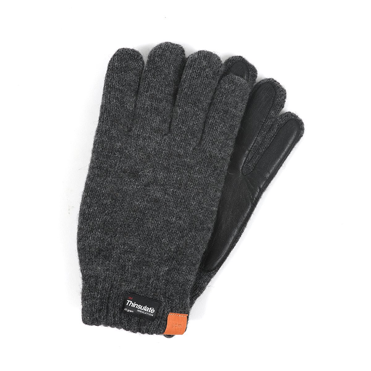 LEATHER PATCH GLOVE