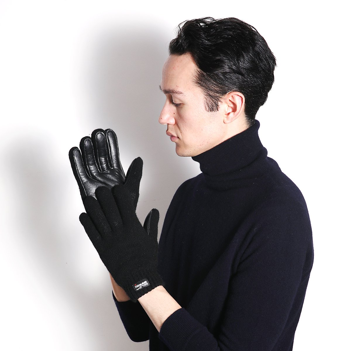 LEATHER PATCH GLOVE 詳細画像7