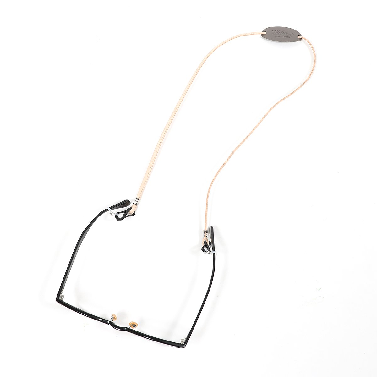 Et baas LEATHER GLASS & MASK CORD 詳細画像3