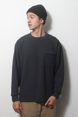 Et baas CAPABLE Waffle L/S-T