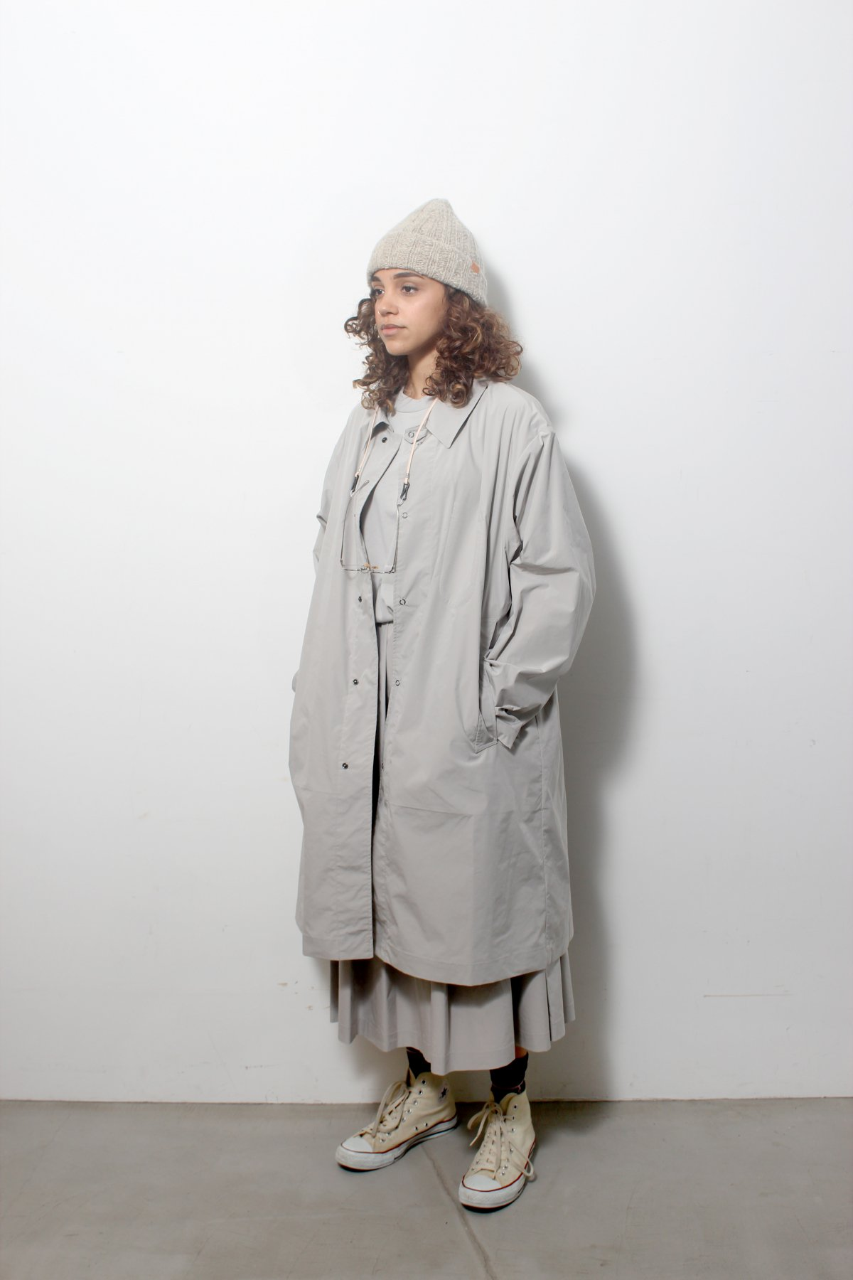 Et baas Comfy Coat 詳細画像1