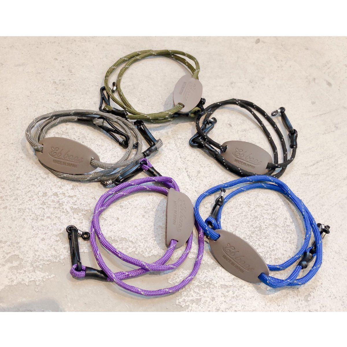 Et baas REFLECTOR GLASS & MASK CORD 詳細画像1