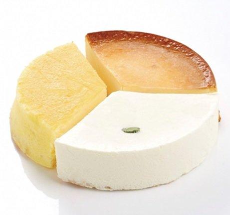 ホールチーズケーキ グランアソート