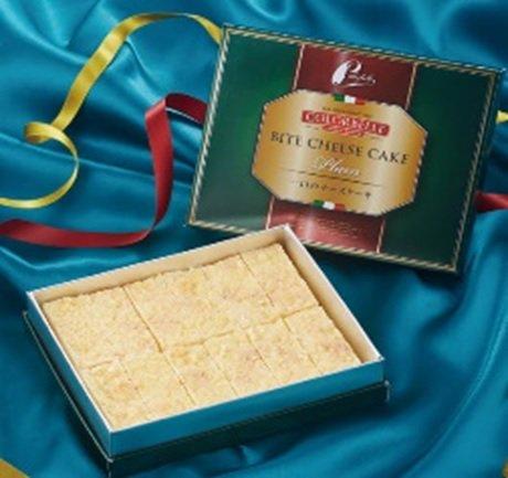 バイトチーズケーキ(プレーン)