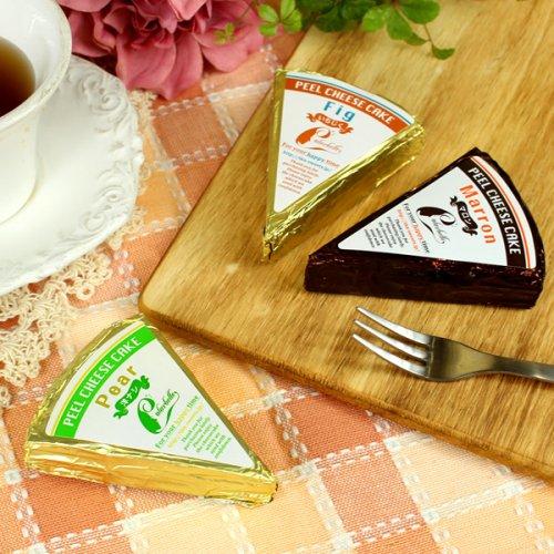 ピールチーズケーキ 3種セット(A)