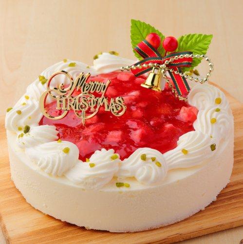 レアチーズクリスマス
