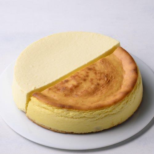 ホールチーズケーキ ハーフ&ハーフ