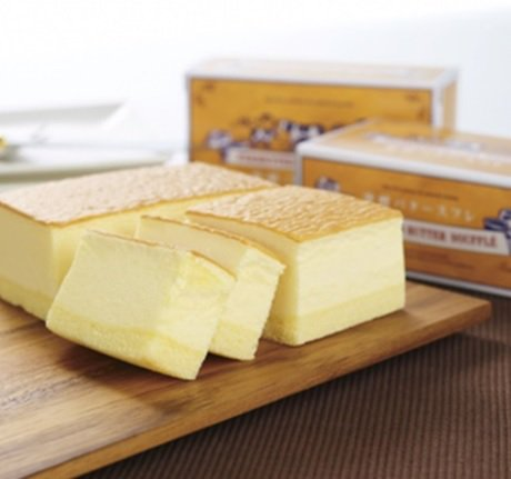 発酵バタースフレ