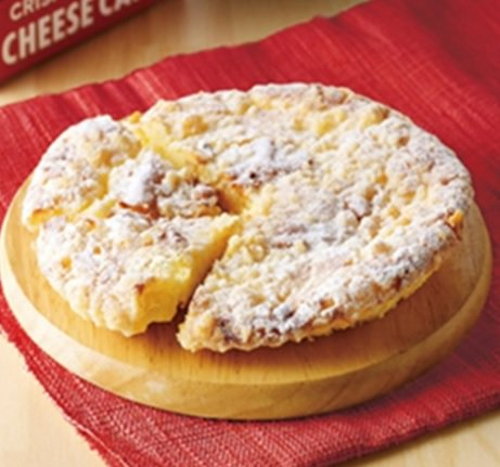 クリスピークランブルチーズケーキ