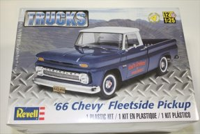 '66 Chevy Fleetside Pickup