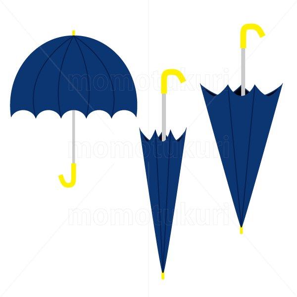 かさ(傘)3本 梅雨 10