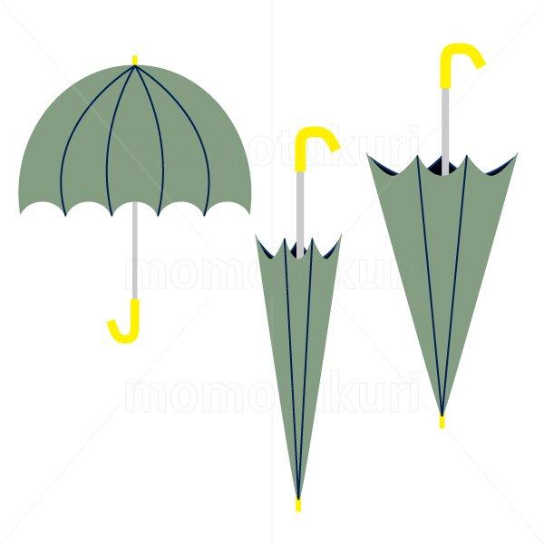 かさ(傘)3本 梅雨 11