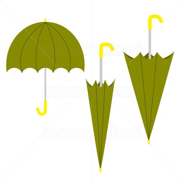 かさ(傘)3本 梅雨 12