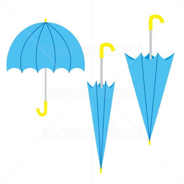 かさ(傘)3本 梅雨 17