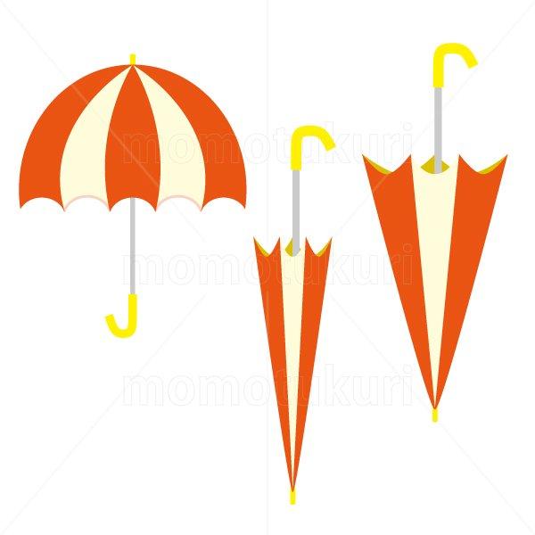 かさ(傘)3本 梅雨 19