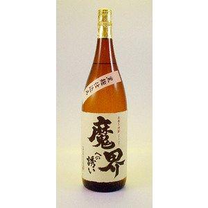 芋焼酎 魔界への誘い 黒麹仕込み(佐賀県産)1.8L