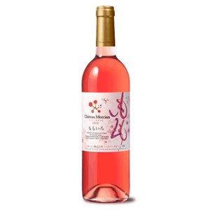 伊勢志摩サミット使用ワイン シャトー・メルシャン アンサンブル ももいろ 2013年 ロゼワイン