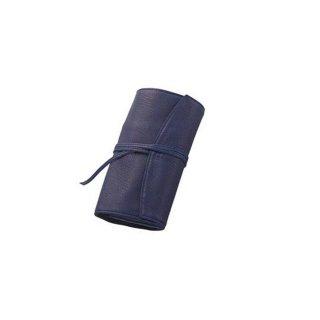 パイロット ロールファスナーペンケース3本差 ペンサンブル  ブルー PSRF3−01- L