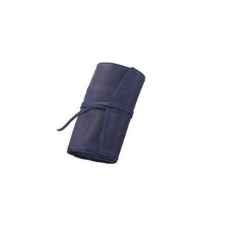 パイロット ロールファスナーペンケース5本差 ペンサンブル  ブルー PSRF5−01- L