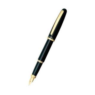 プラチナ万年筆 万年筆 バランスコレクション ブラック PGB−3000 #1