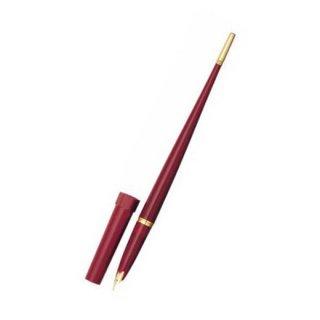 プラチナ万年筆 万年筆 デスクペン レッド KDP−3000A #10
