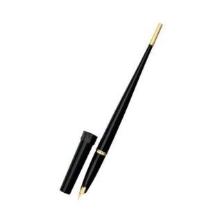 プラチナ万年筆 万年筆 デスクペン ブラック DP−1000AN #1