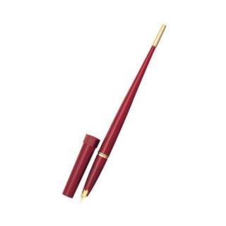 プラチナ万年筆 万年筆 デスクペン レッド DP−1000AN #10