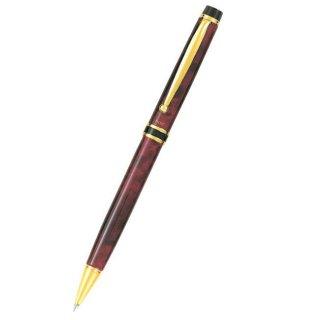 パイロット ボールペン グランセ ブラック&レッド BG−500R−BR