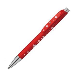カランダッシュ ボールペン 888 インフィニット スイスフラッグ NN0888−253