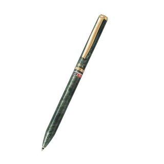 パイロット 複合筆記具(ボールペン黒0.7mm・赤)回転2色ブレックス ブラック&グレー BKT−2SR−BGY