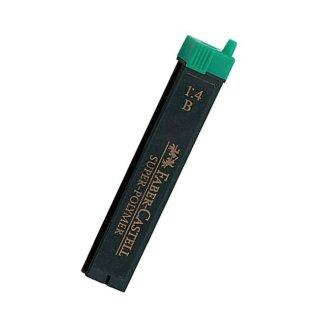 ファーバーカステル ペンシル替芯 1.4mm B 6本入 121411