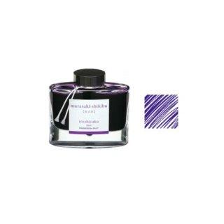 パイロット ボトルインク 色彩雫 50ml INK−50−MS ムラサキシキブ(紫式部)