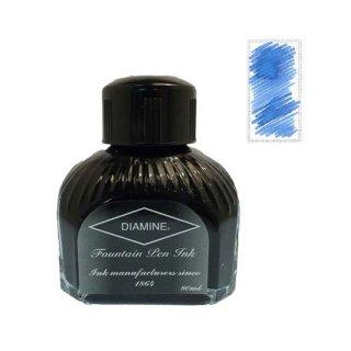 ダイアミン ボトルインク 万年筆用水性染料インク 017 チャイナブルー