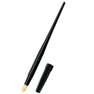 パイロット 万年筆 デスクペン ペンジ ブラック DPP−100−B
