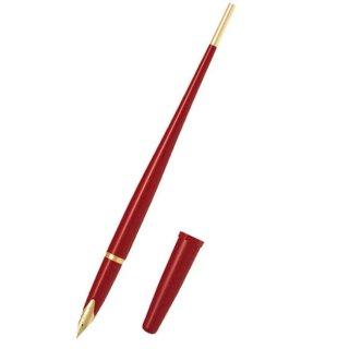 パイロット 万年筆 デスクペン レッド DPN−200−R