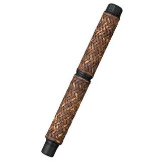 プラチナ万年筆 万年筆 竹編み 横網代(よこあじろ) トラフ PBA−120000Y