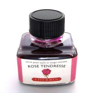 エルバン ボトルインク トラディショナルインク 30ml ROSE TENDRESSE /テンダーローズ 13061