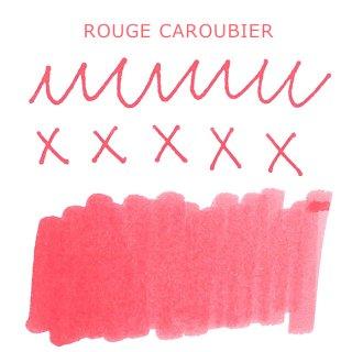 エルバン ボトルインク トラディショナルインク 10ml ROUGE CAROUBIER /イナゴマメレッド 11522