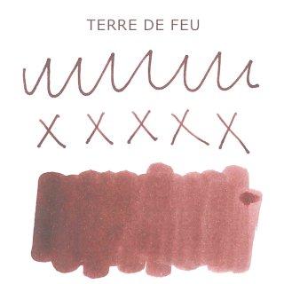 エルバン ボトルインク トラディショナルインク 10ml TERRE DE FEU /ティエラ・デル・フエゴ 11547