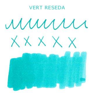 エルバン ボトルインク トラディショナルインク 10ml VERT RESEDA /モクセイソウグリーン 11538