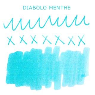 エルバン ボトルインク トラディショナルインク 10ml DIABOLO MENTHE /ミントグリーン 11533