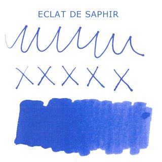 エルバン ボトルインク トラディショナルインク 10ml ECLAT DE SAPHIR /サファイアブルー 11516