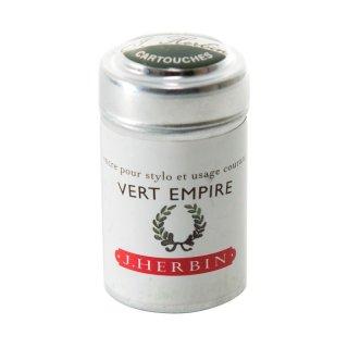 エルバン カートリッジインク トラディショナルインク  VERT EMPIRE /エンパイアグリーン 20139